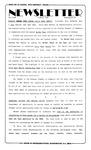 Newsletter - 1989-03-09