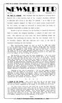 Newsletter - 1991-05-23