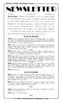 Newsletter - 1992-03-26