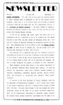 Newsletter - 1992-07-23