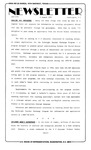 Newsletter - 1992-08-06