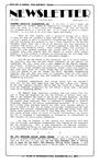 Newsletter - 1992-10-08