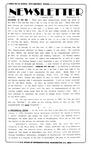 Newsletter - 1993-01-07