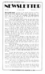 Newsletter - 1993-01-21 by E. De la Garza