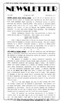 Newsletter - 1993-02-11