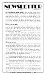 Newsletter - 1993-02-18 by E. De la Garza
