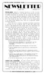 Newsletter - 1993-03-11 by E. De la Garza