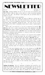 Newsletter - 1993-05-06 by E. De la Garza