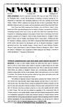 Newsletter - 1993-10-06