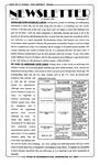 Newsletter - 1993-10-13