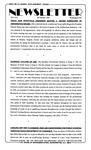 Newsletter - 1993-10-20