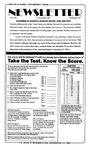 Newsletter - 1993-11-12