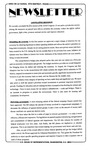 Newsletter - 1993-12-08