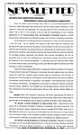 Newsletter - 1994-01-26 by E. De la Garza
