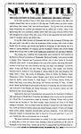Newsletter - 1994-05-25 by E. De la Garza