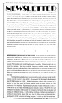 Newsletter - 1994-06-15 by E. De la Garza