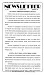 Newsletter - 1994-11-23