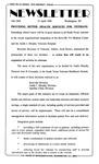 Newsletter - 1995-04-13 by E. De la Garza