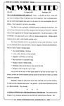 Newsletter - 1995-08-24 by E. De la Garza