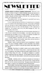 Newsletter - 1995-08-31 by E. De la Garza