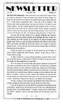 Newsletter - 1995-09-07 by E. De la Garza