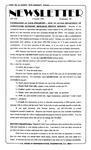 Newsletter - 1995-10-05 by E. De la Garza