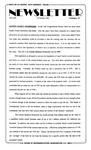 Newsletter - 1995-10-12 by E. De la Garza