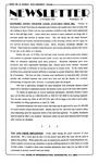 Newsletter - 1995-11-02 by E. De la Garza