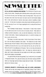 Newsletter - 1995-11-09