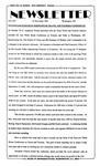 Newsletter - 1995-11-23 by E. De la Garza