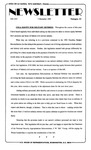 Newsletter - 1995-12-07 by E. De la Garza