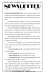 Newsletter - 1995-12-14 by E. De la Garza