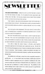 Newsletter - 1996-02-01