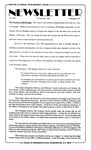Newsletter - 1996-02-15 by E. De la Garza