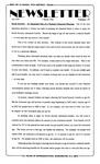 Newsletter - 1996-03-07