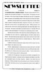 Newsletter - 1996-03-21 by E. De la Garza