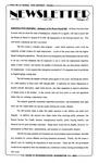 Newsletter - 1996-04-04