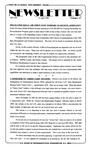 Newsletter - 1996-04-11 by E. De la Garza