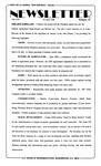 Newsletter - 1996-04-18 by E. De la Garza