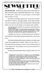 Newsletter - 1996-04-25 by E. De la Garza