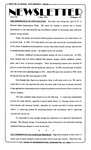Newsletter - 1996-05-02 by E. De la Garza