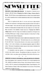 Newsletter - 1996-05-09