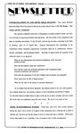Newsletter - 1996-05-16