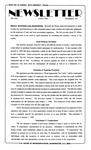 Newsletter - 1996-06-06 by E. De la Garza