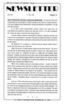 Newsletter - 1996-07-11 by E. De la Garza