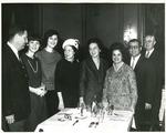 Photograph of Congressman Wright Patman's luncheon