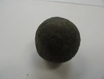 Canister ball, brass