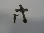 Religious pendants, Jesus Christ, cross