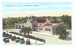 Missouri Pacific Brownsville Depot Measurement files - 6363N