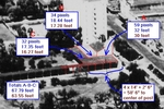 Missouri Pacific Brownsville Depot Measurement files - M683